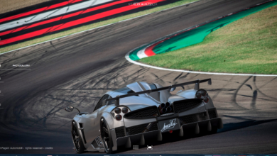 "Photo of VIDEO – Pagani Huayra ""Imola"""