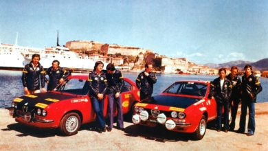 Photo of VIDEO – Alfa Romeo GTV racing and special