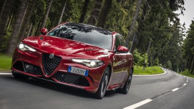 """Photo of Alfa Romeo Giulia Quadrifoglio eletta """"Auto sportiva dell'anno"""""""