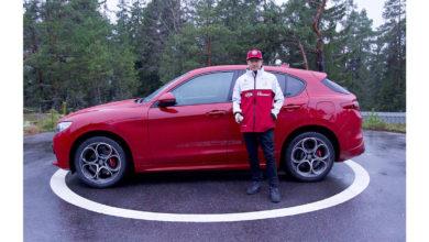 Photo of Kimi Räikkönen sceglie Stelvio per la sua vita lontano dai circuiti