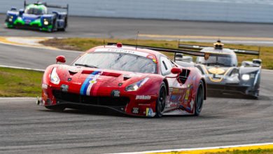Photo of Seconda fila per Risi Competizione a Daytona