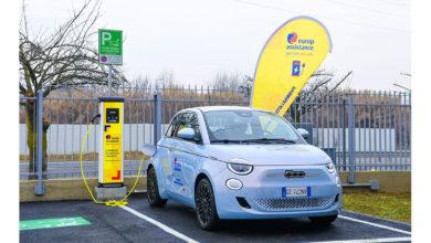 Photo of La Nuova 500 è il modello di punta dell'ecosistema elettrico di Europ Assistance