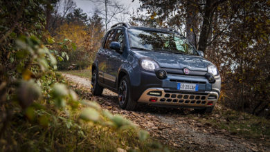 "Photo of Fiat Panda Cross eletta miglior crossover dell'anno dalla rivista inglese ""4×4"""