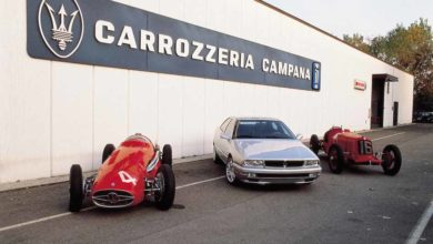 Photo of VIDEO FLASHBACK – 50th Anniversary Campana Carrozzeria in Modena (1997)