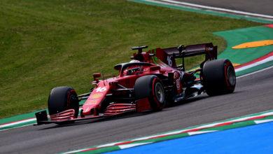 Photo of Gran Premio del Made in Italy e dell'Emilia-Romagna – Libere 1: Charles quarto, Carlos sesto