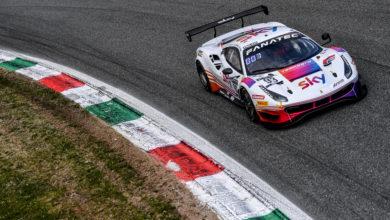 Photo of GT World Challenge Europe – Completate le libere a Monza