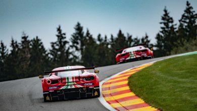 Photo of WEC – Prima fila per Ferrari alla 6 Ore di Spa-Francorchamps