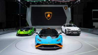 Photo of Automobili Lamborghini al Salone dell'auto di Shanghai 2021