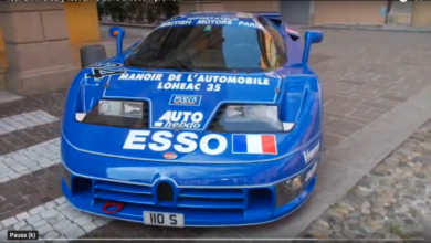 Photo of VIDEO remembering – 40th anniversary test drive Loris Bicocchi (preview)