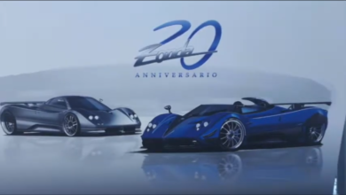 Photo of VIDEO remembering – 20th Anniversary of the Pagani Zonda (1999 2019)