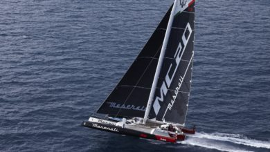 Photo of Maserati Multi 70 e Giovanni Soldini conquistano il record Plymouth-La Rochelle