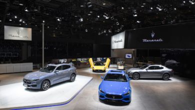 Photo of Maserati al Shanghai Auto Show 2021