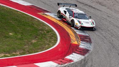 Photo of GT World Challenge America – Terza vittoria per Ferrari sotto la pioggia texana