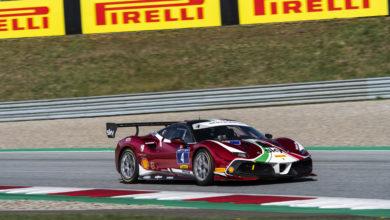 Photo of Ferrari Challenge Europe – Doppietta danese a Spielberg