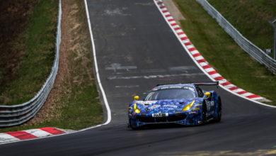 Photo of NLS – Podio Ferrari con Hella Pagid – racing one nella 62th Eibach ADAC ACAS Cup