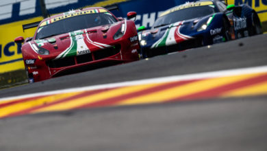 Photo of WEC – Doppio podio con vittoria per Ferrari alla 6 Ore di Spa-Francorchamps