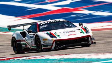Photo of Ancora una vittoria per Ferrari nel GT World Challenge America al COTA