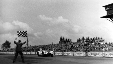 Photo of Maserati Tipo 61: il trionfo al Nürburgring compie 60 anni