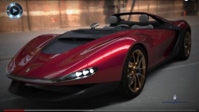 Photo of VIDEO – Pininfarina 3D Design