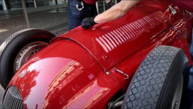 Photo of VIDEO remembering – Alfa Romeo Racing