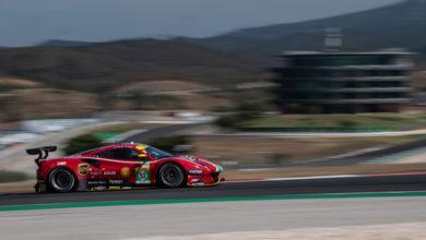 Photo of WEC – Ferrari al vertice nelle seconde libere a Portimão