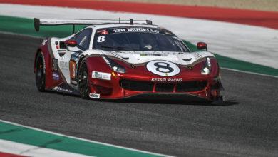 Photo of Due Ferrari nell'Ultimate Cup a Digione