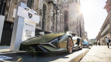 Photo of Automobili Lamborghini al Milano Monza Motor Show