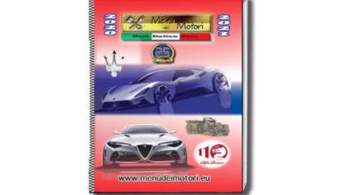 Photo of Menu dei Motori N°24: il primo numero nell'anno del 25° Anniversario (1996/2021)