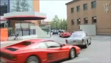 "Photo of VIDEO remembering – Menu dei Motori 2003: 2th meeting ""Pianeta Modena"" May 3, 2003"