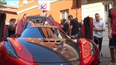 Photo of VIDEO remembering – Koenigsegg at Sant'Agata Bolognese July 20, 2019