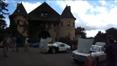 Photo of VIDEO remembering – Swedish Cars at Larz Anderson Museum (USA)