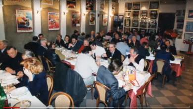 Photo of VIDEO remembering – Menu dei Motori 2001: The official presentation at Lauro Restaurant in Modena