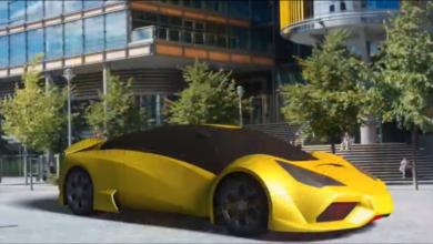 "Photo of VIDEO remembering – Lamborghini ""Revenge"" 2010: research project from UNIMORE"