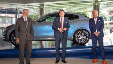 Photo of Con Maserati la bellezza della mobilità sostenibile al Padiglione Italia di Expo 2020 Dubai