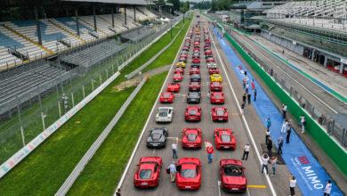 Photo of 70 modelli green a disposizione del pubblico al Castello Sforzesco Premiere Dallara e Supercar Night Parade inaugurano Monza