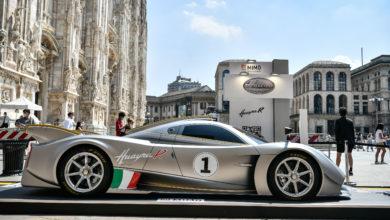Photo of Pagani Automobili al Milano Monza Motor Show