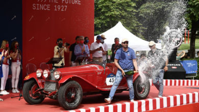 Photo of Si conclude la 1000 Miglia 2021: la vittoria è firmata Alfa Romeo