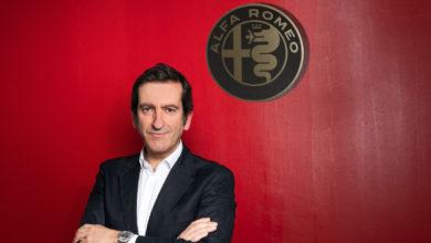 Photo of Alejandro Mesonero-Romanos nominato Head of Alfa Romeo Design