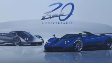 Photo of VIDEO remembering – Complete history of the Pagani Zonda