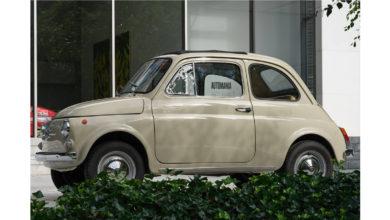"""Photo of L'iconica Fiat 500 presente ad """"Automania"""", la nuova mostra del Museum of Modern Art di New York"""