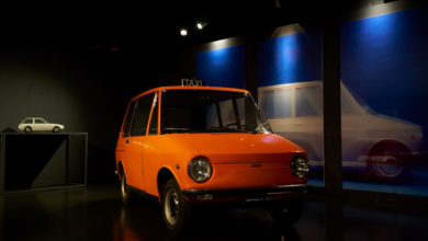 """Photo of Il prototipo Fiat City Taxi di Manzù protagonista della mostra """"Che macchina!"""""""