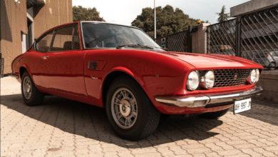Photo of 1968 FIAT DINO COUPE' (Ruote da Sogno)