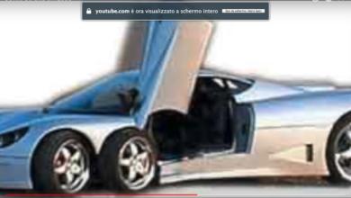 Photo of VIDEO – Covini C6 One off 2005