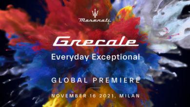 Photo of Milano, 16 Novembre 2021: Global Premiere Nuova Maserati Grecale
