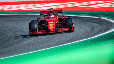 Photo of Gran Premio d'Italia – Charles quarto, Carlos sesto