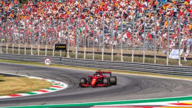 Photo of Gran Premio d'Italia – Ai piedi del podio dopo una corsa discreta