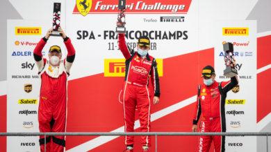 Photo of Ferrari Challenge Europe – Le voci di Gara 1 della Coppa Shell