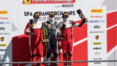 Photo of Ferrari Challenge Europe – Le voci di Gara 2 del Trofeo Pirelli