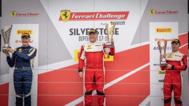 Photo of Ferrari Challenge UK – Swift e de Zille vittoriosi a Silverstone, de Zille campione Coppa Shell