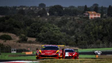 Photo of Campionato Italiano GT – Le Ferrari pronte alla battaglia a Vallelunga